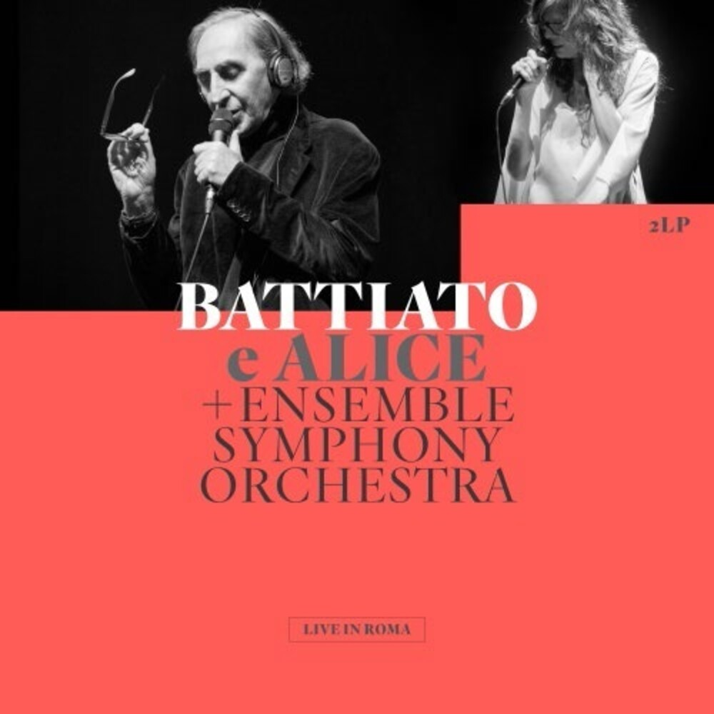 Battiato & Alice - Live In Roma (Ita)