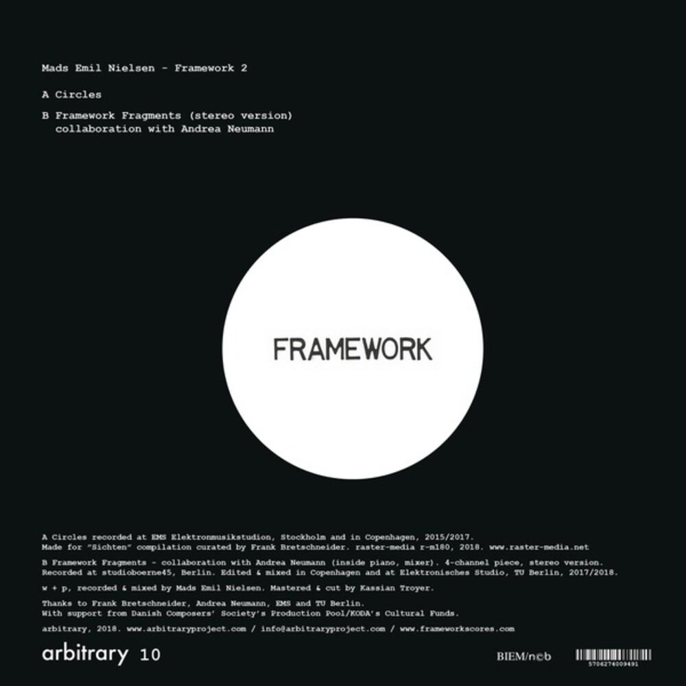 Mads Nielsen  Emil (10in) (2pk) - Framework 2 (10in) (2pk)