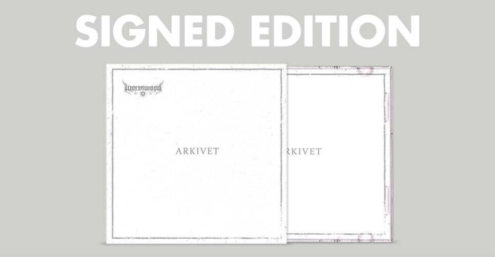 Wormwood - Arkivet (Signed Edition) (Auto)