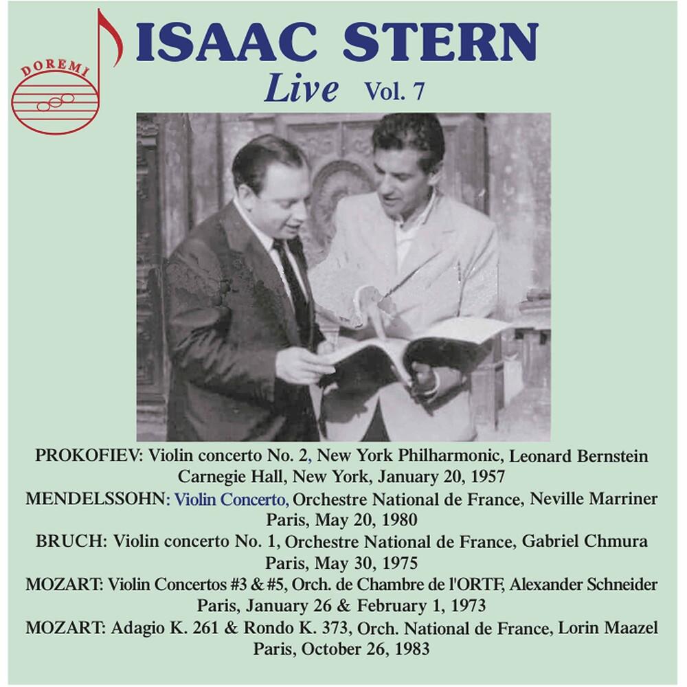Isaac Stern Live 7 / Various (2pk) - Isaac Stern Live 7 / Various (2pk)