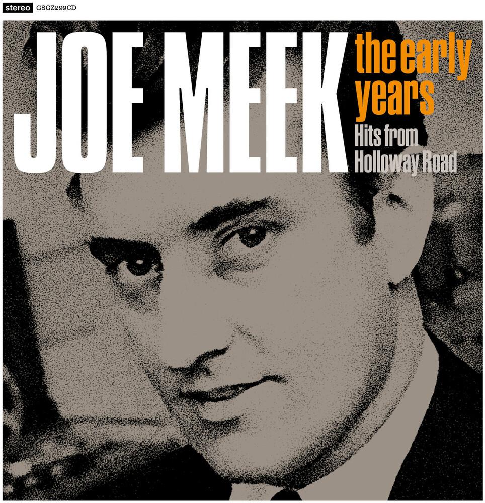 Joe Meek - Early Years