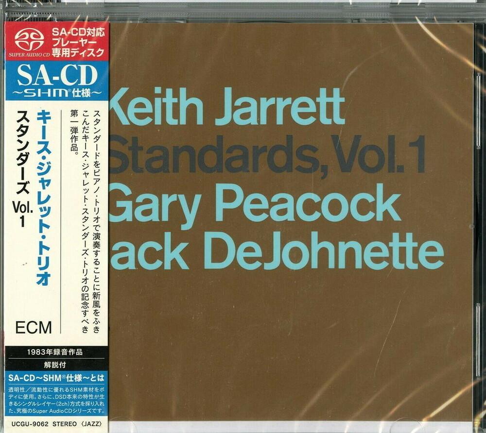 Keith Jarrett - Standards Vol 1 (Dsd) (Shm) (Jpn)
