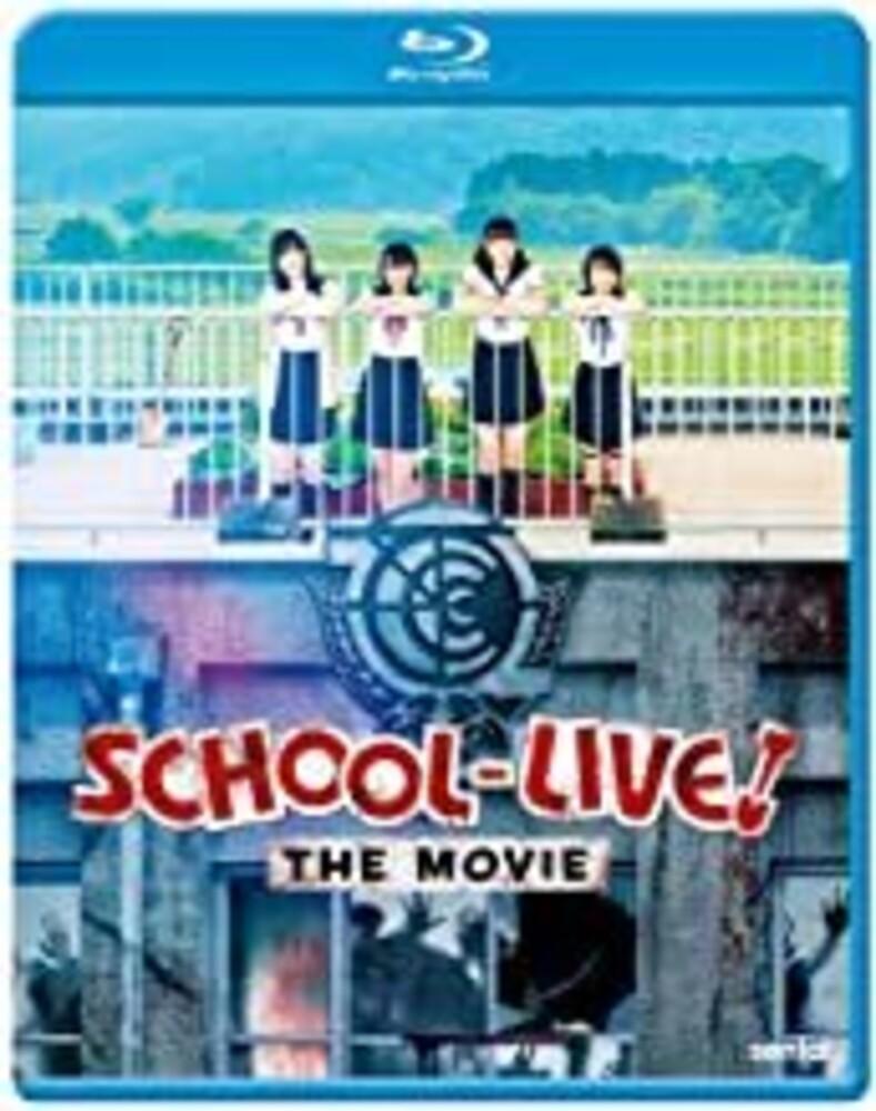 - School-Live! The Movie (2pc) / (Anam Sub)