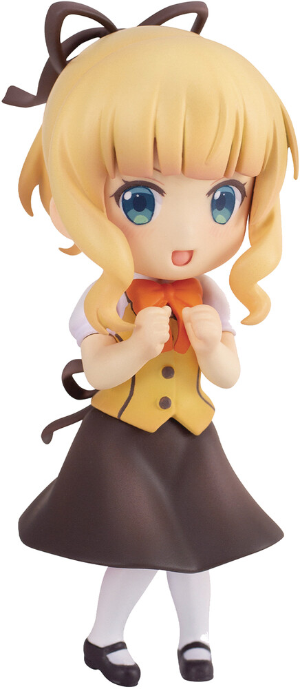 - Is The Order A Rabbit Syaro Non Scale Pvc Mini Fig