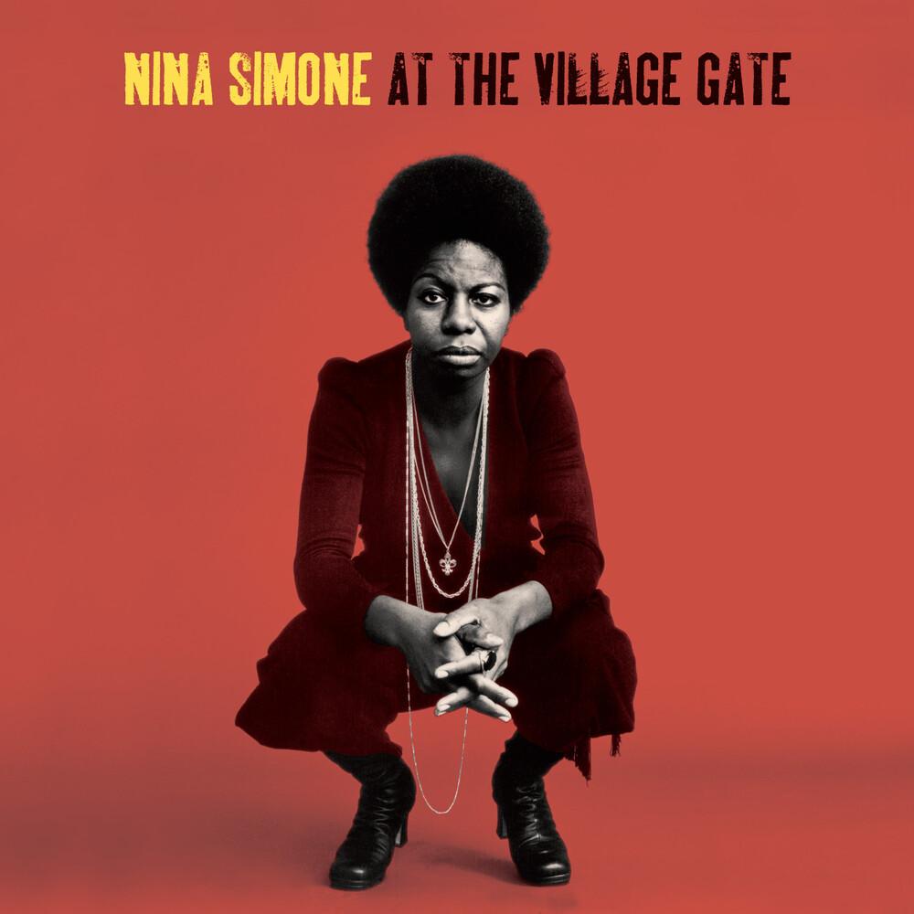 Nina Simone - At Village Gate (Blue) (Bonus Tracks) [Colored Vinyl] [180 Gram]