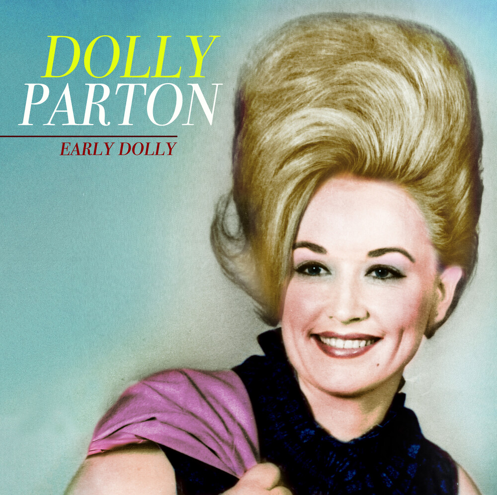 Dolly Parton - Early Dolly [Colored Vinyl] (Gate) [Limited Edition]