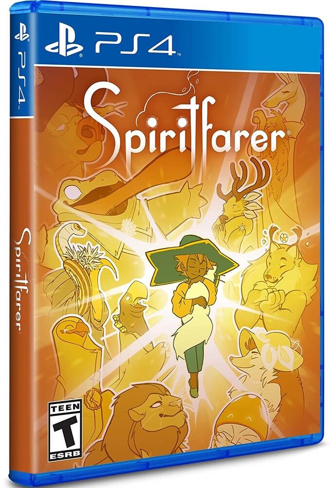 Ps4 Spiritfarer - Ps4 Spiritfarer