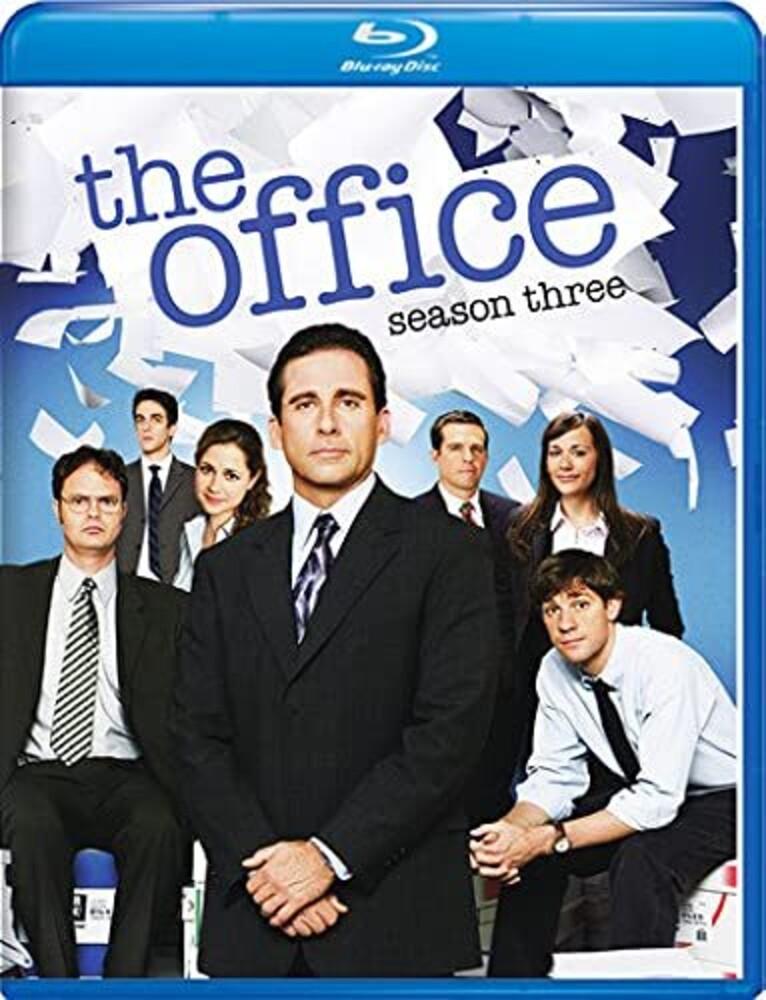 Office - Office: Season 3 (4pc) / (Box Mod Ac3 Dol Ws)