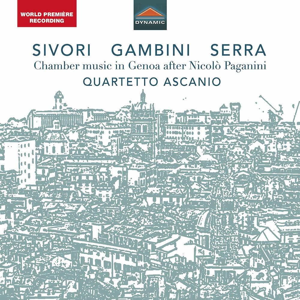 Gambini / Quartetto Ascanio - Chamber Music In Genoa