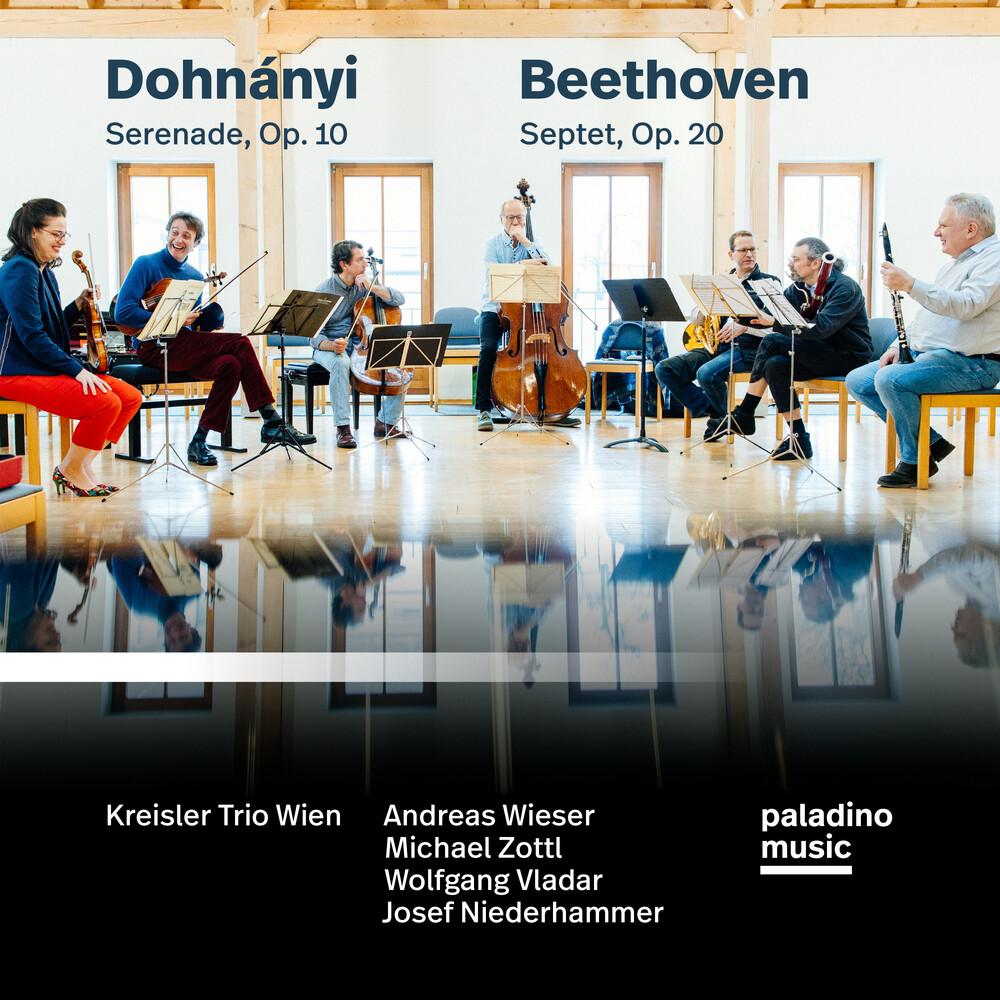 Dohnanyi: Serenade, Op. 10 Beethoven: Septet / Var - Dohnanyi: Serenade, Op. 10 Beethoven: Septet / Var