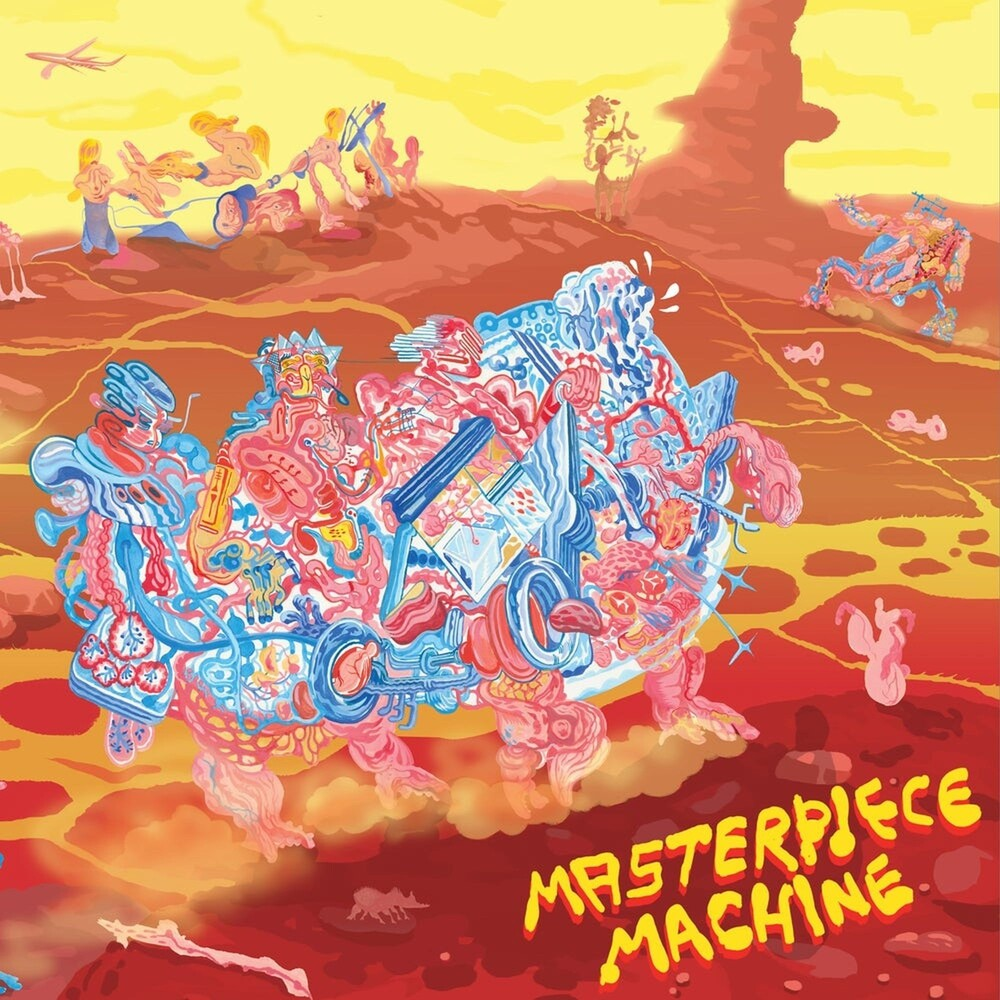 Masterpiece Machine - Rotting Fruit / Let You In On A Secret [Colored Vinyl] (Uk)