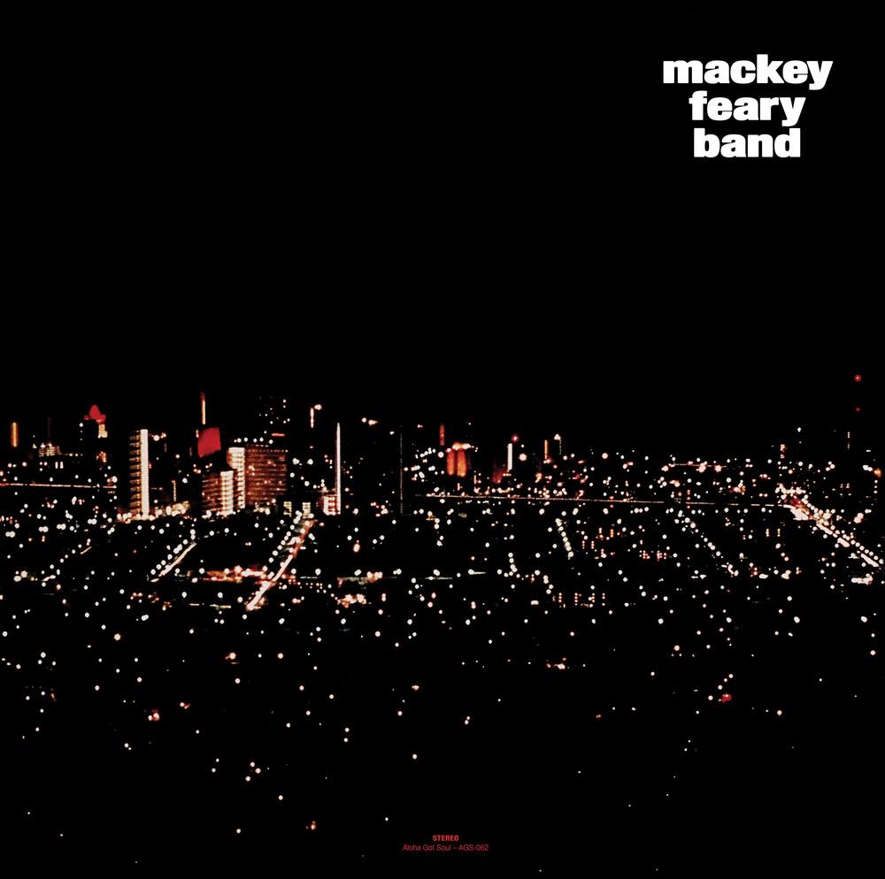 Mackey Feary Band - Mackey Feary Band (Clear Vinyl) [Colored Vinyl]