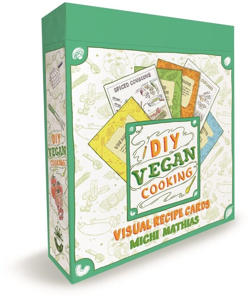 Michi Mathias - Diy Vegan Cooking (Box) (Card)