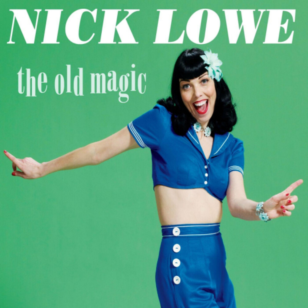 Nick Lowe - Old Magic [Colored Vinyl] (Grn) [Download Included]