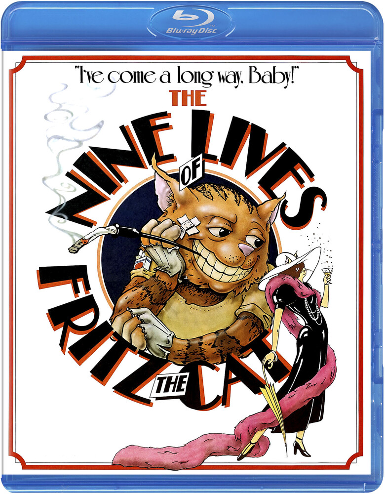 Nine Lives of Fritz Cat (1974) - Nine Lives Of Fritz Cat (1974)
