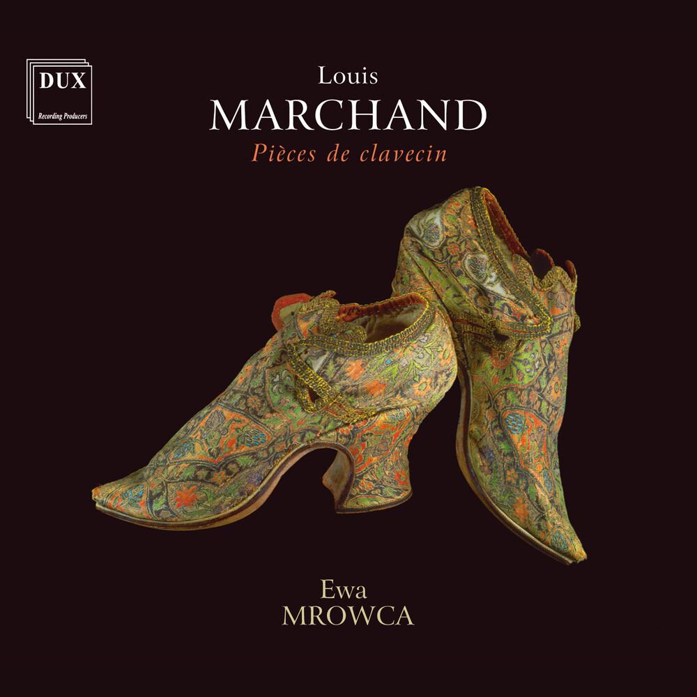 Marchand / Mrowca - Pieces De Clavecin