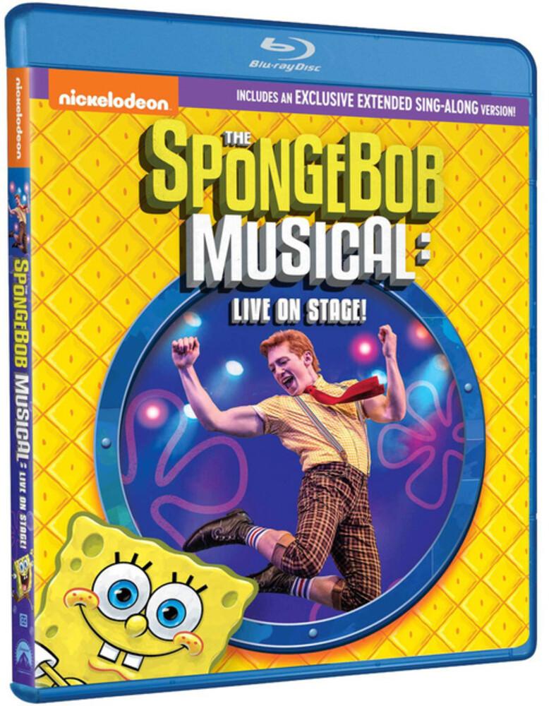 Spongebob Squarepants: Spongebob Musical - Live on - Spongebob Squarepants: The Spongebob Musical: Live On Stage!