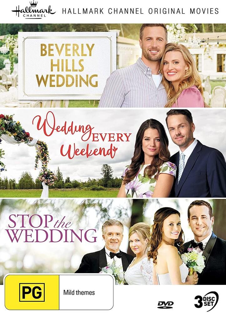 Hallmark Collection 12: Beverly Hills Wedding - Hallmark Collection 12: Beverly Hills Wedding