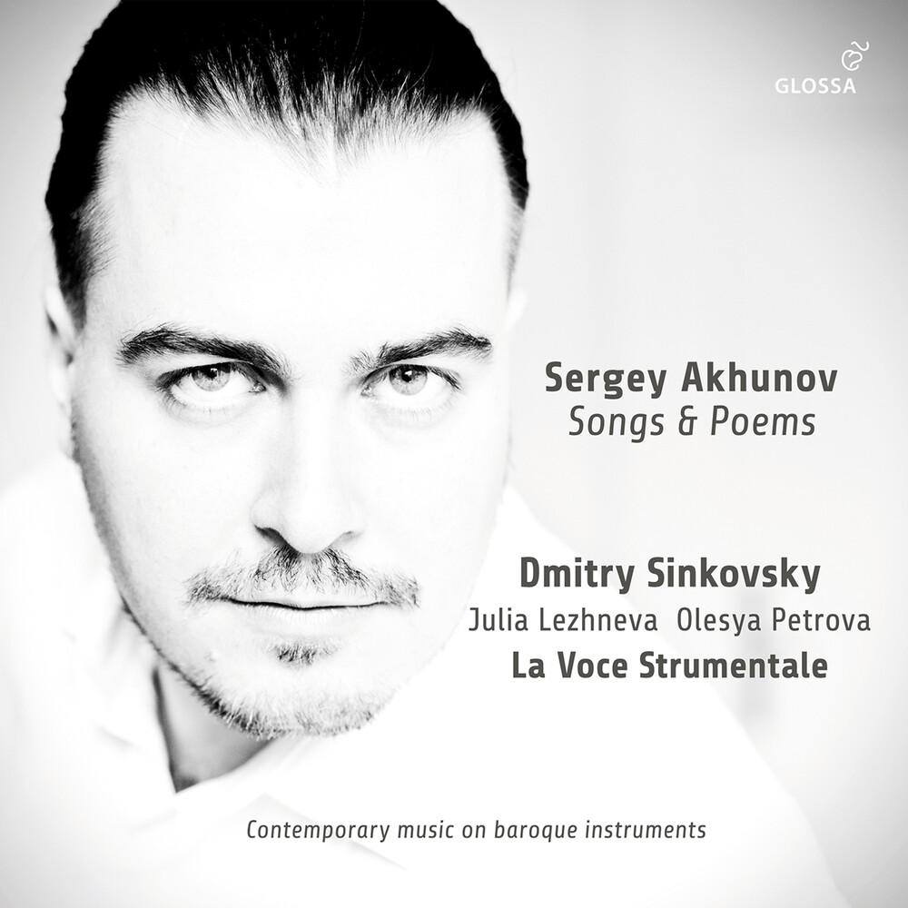 Akhunov / Sinkovsky / La Voce Strumentale - Songs & Poems