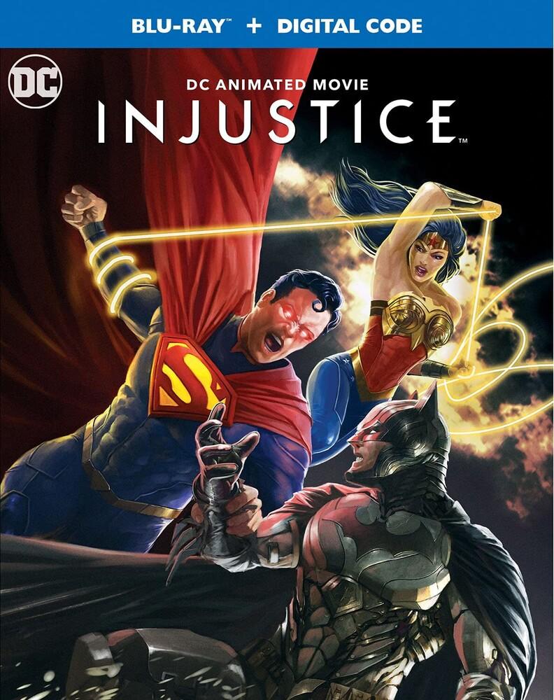 Injustice - Injustice / (Digc)