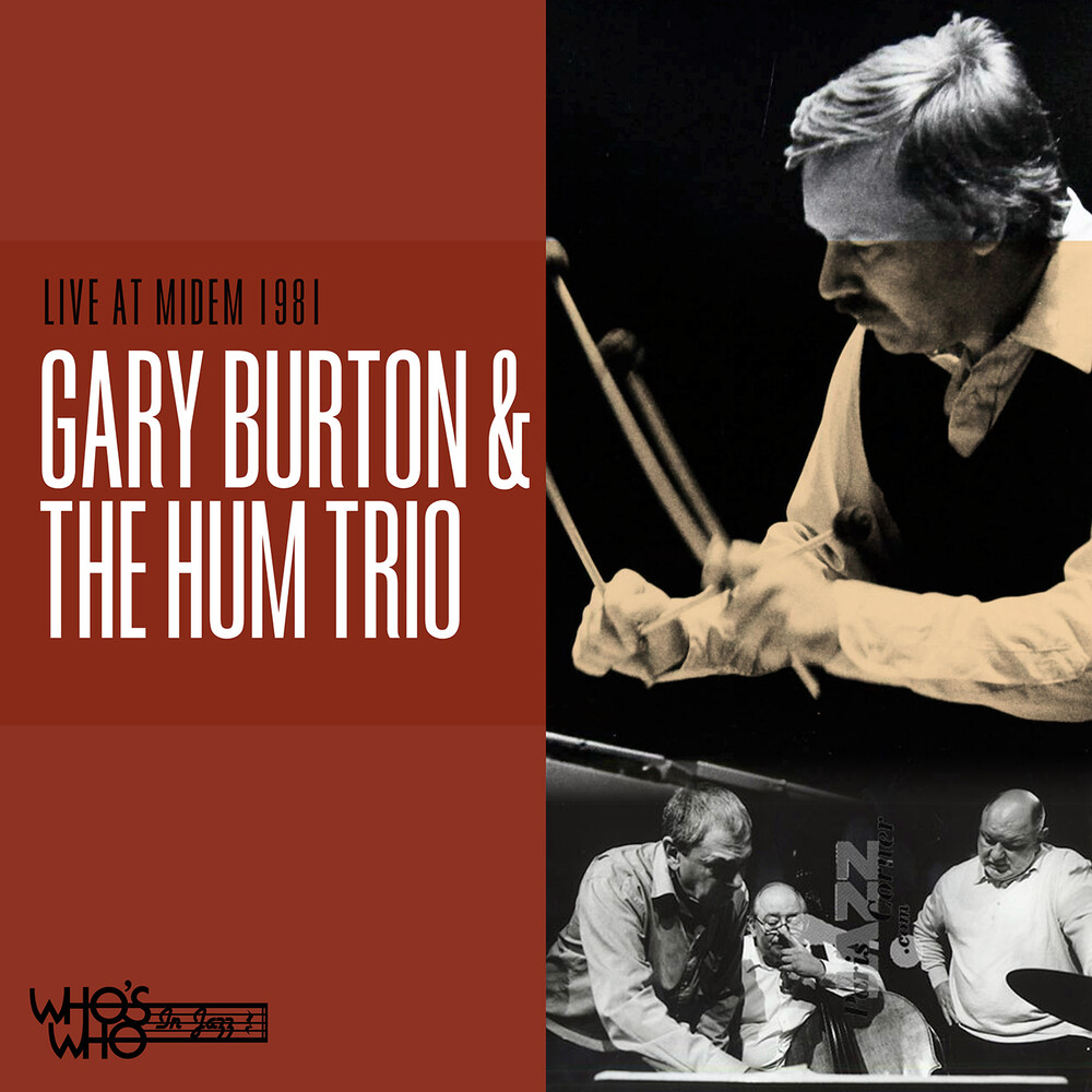Gary Burton  / Hum Trio - Live At Midem 1981 (Mod)