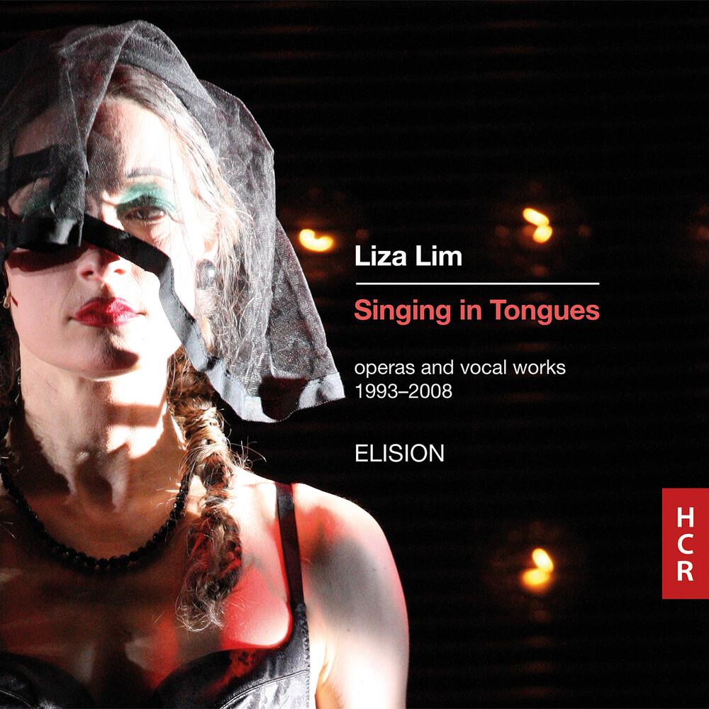 Lim / Elision Ensemble - Singing In Tongues (3pk)