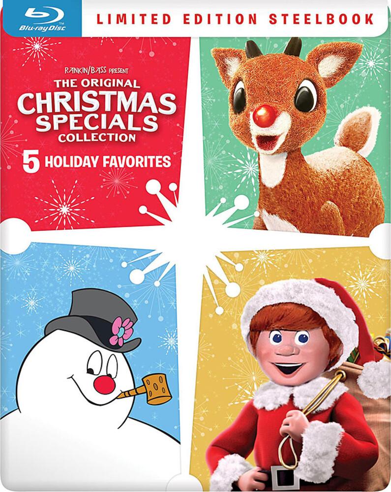 Original Christmas Specials Collection - Original Christmas Specials Collection (4pc)