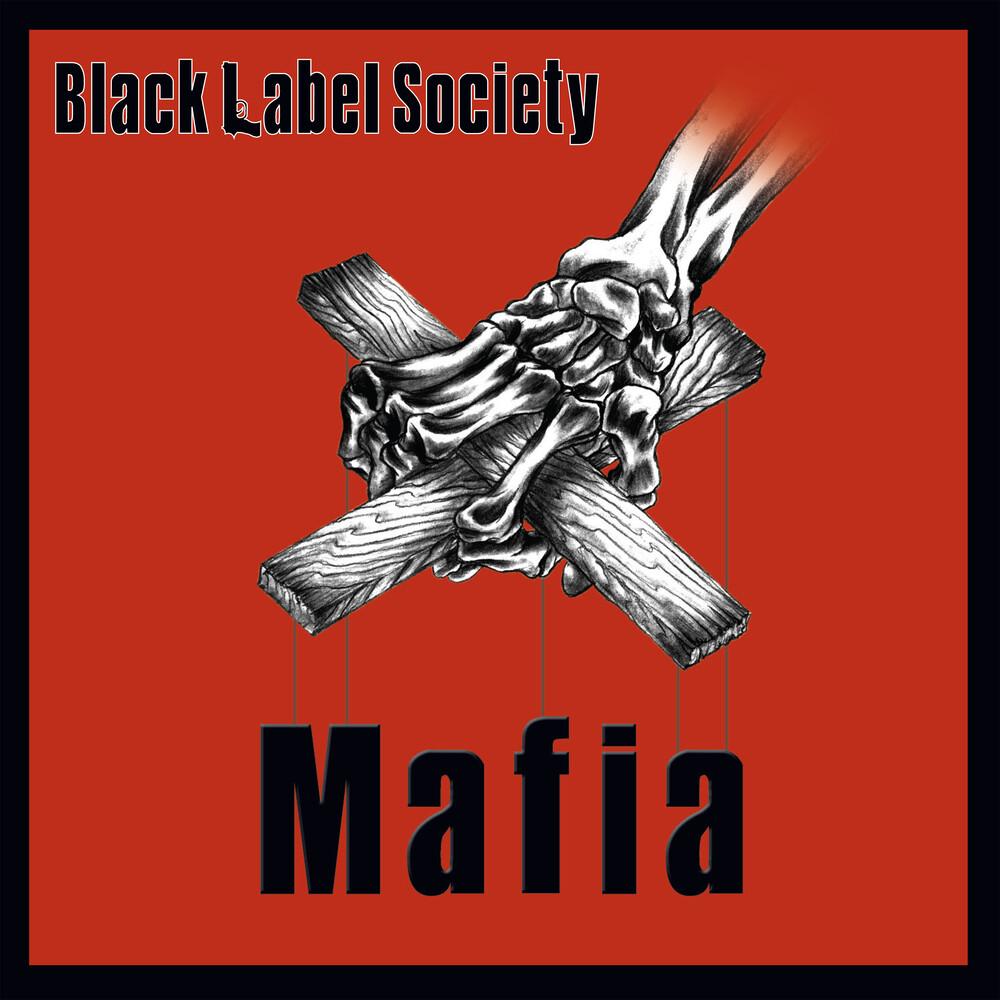 Black Label Society - Mafia (Opaque Red Vinyl) [Colored Vinyl] [180 Gram] (Red)