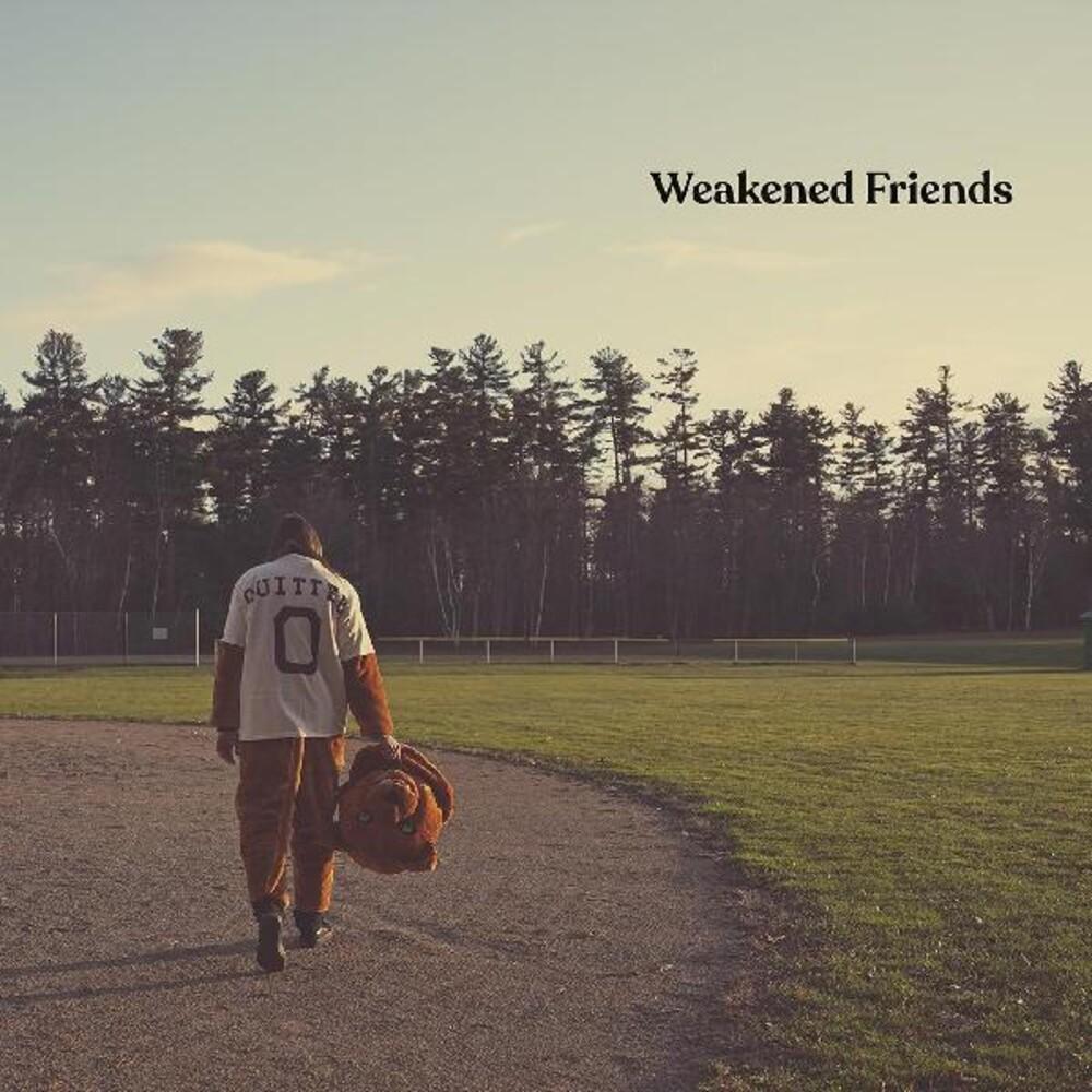 Weakened Friends - Quitter