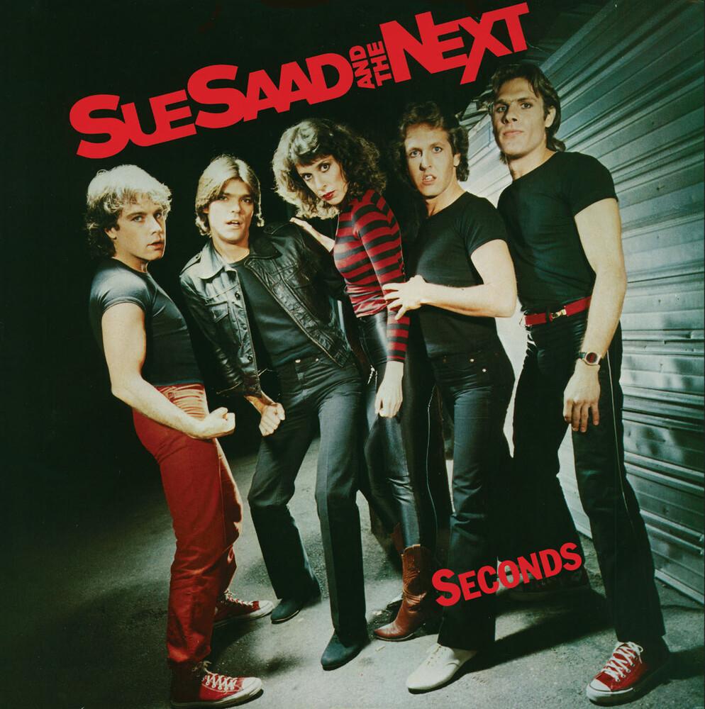 Sue Saad & the Next - Seconds (Bonus Tracks)
