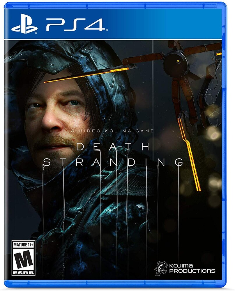 Ps4 Death Stranding - Death Stranding for PlayStation 4
