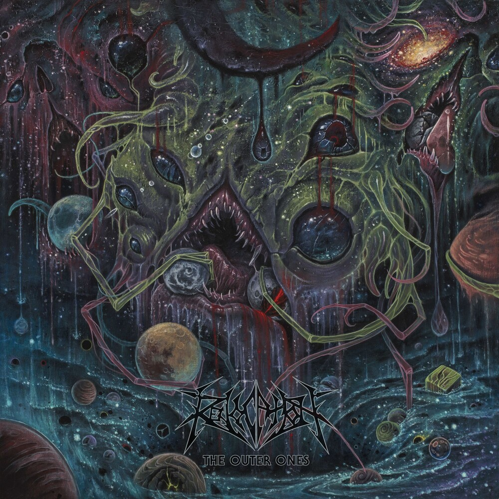 Revocation - The Outer Ones [LP]