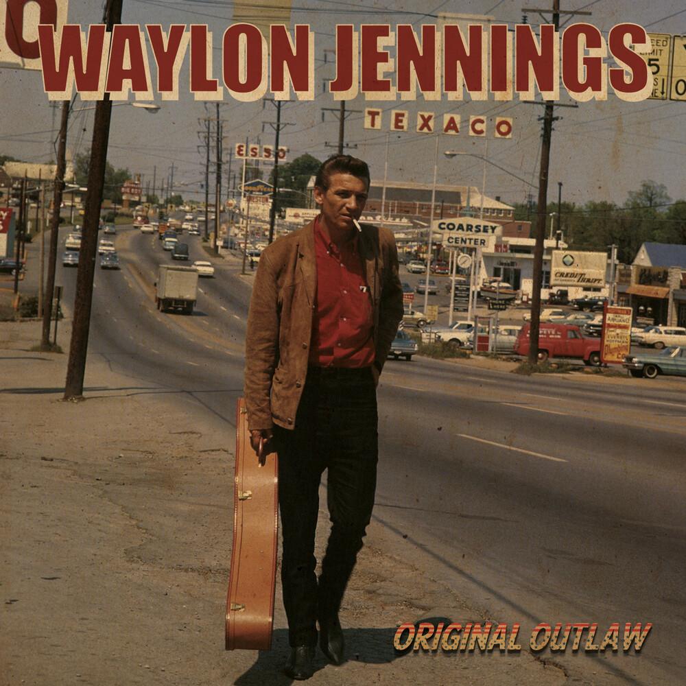 Waylon Jennings - White Lightnin'