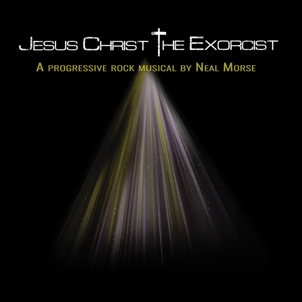 Neal Morse - Jesus Christ The Exorcist [3LP]