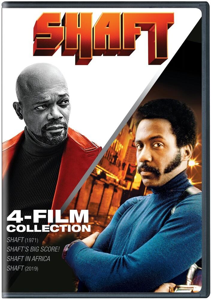 Shaft [Movie] - Shaft 4-Film Collection