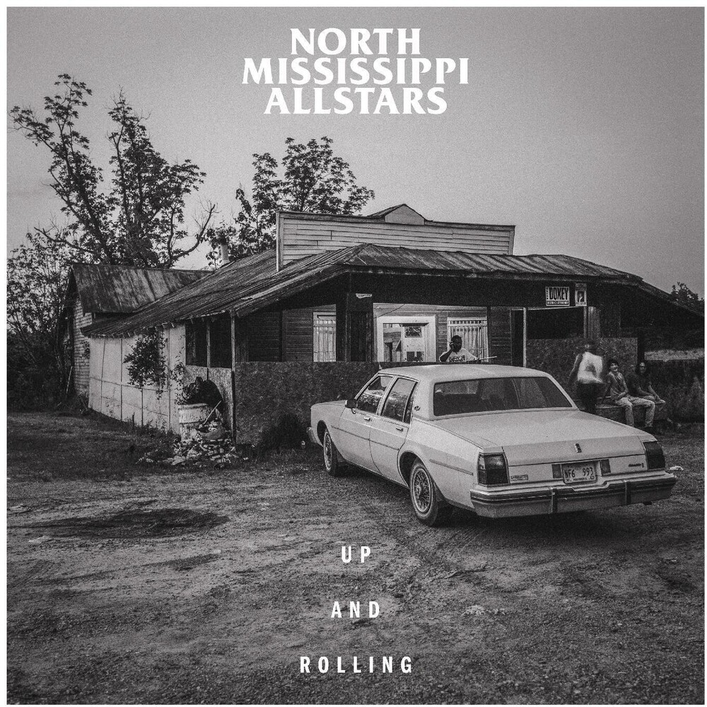 North Mississippi Allstars - Up and Rolling [Indie Exclusive Limited Edition Black & White LP]