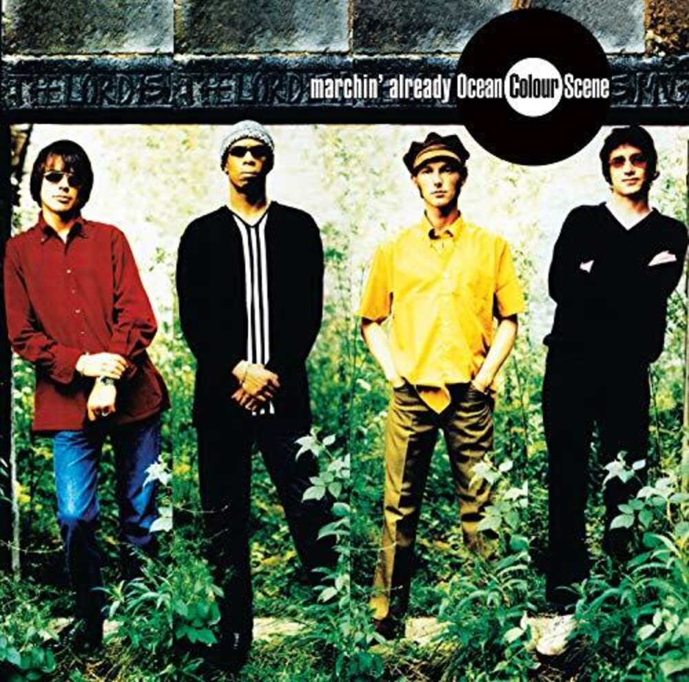 Ocean Colour Scene - Marchin Already [Import LP]