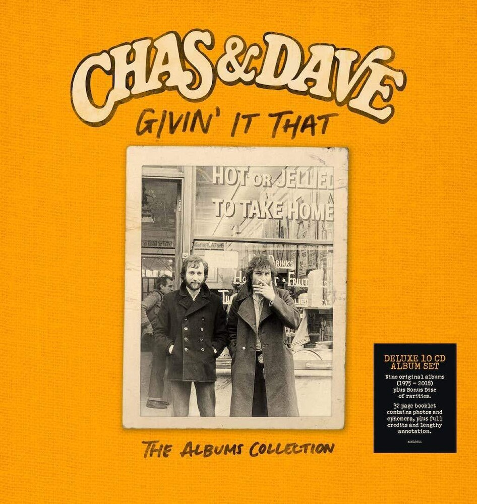 Chas & Dave - 40th Anniversary Boxset (Uk)