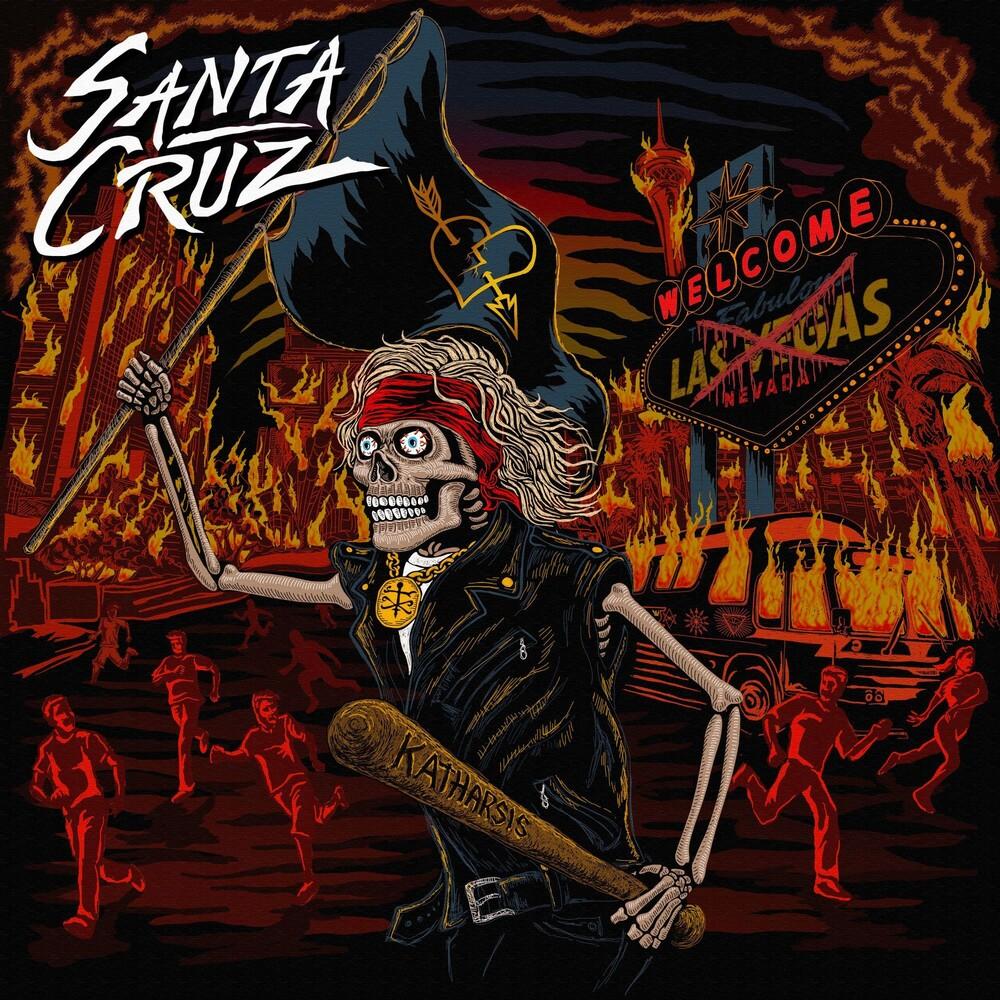 Santa Cruz - Katharsis [Indie Exclusive]