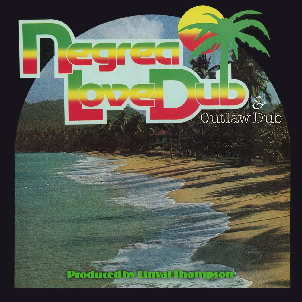 Linval Thompson & The Revolutionaries - Negrea Love Dub / Outlaw Dub: 2 Original Albums