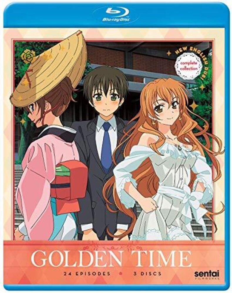 - Golden Time (3pc)