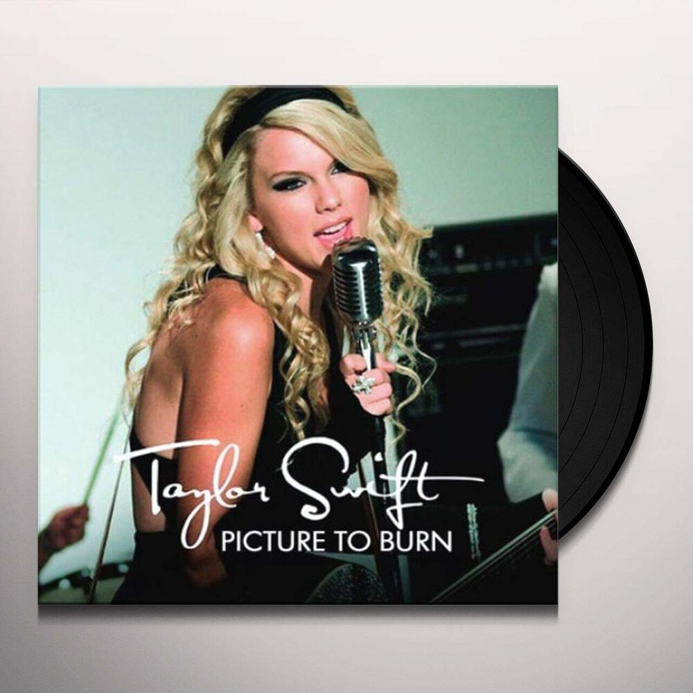 Taylor Swift - Picture To Burn [Limited Edition Vinyl Single]