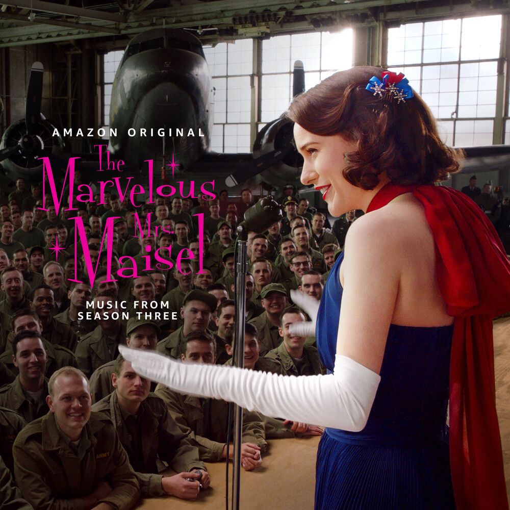 The Marvelous Mrs. Maisel [TV Series] - The Marvelous Mrs. Maisel: Season 3 [Music From The Prime Original Series] [LP]