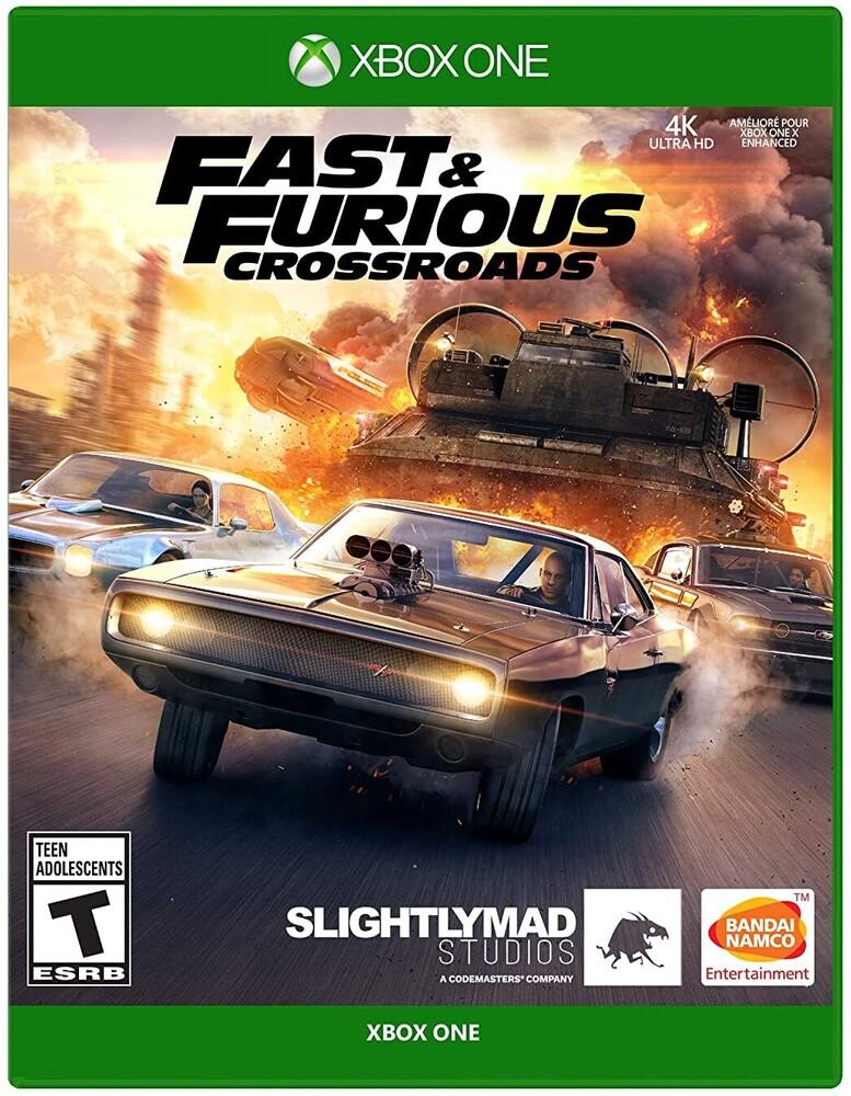 Xb1 Fast & Furious Crossroads - Fast & Furious Crossroads