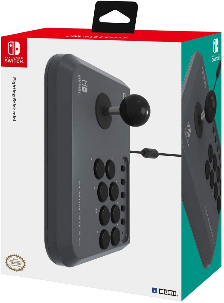 - HORI Fighting Stick Mini for Nintendo Switch