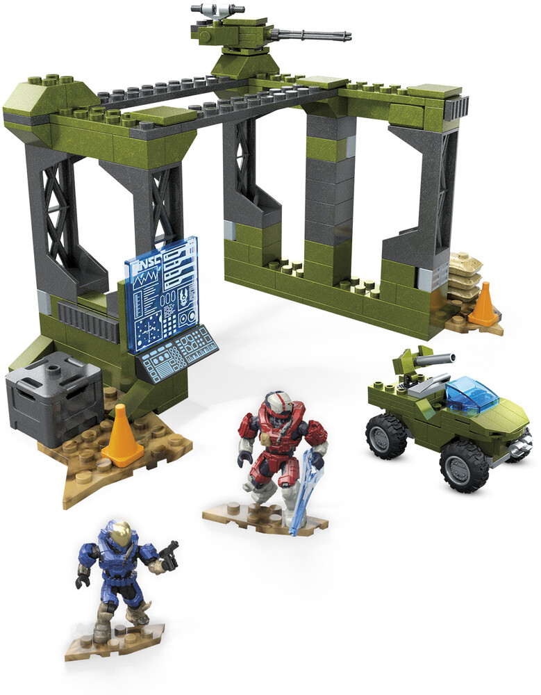Mega Construx Halo - MEGA Brands - MEGA Construx HALO Infinite Building Box