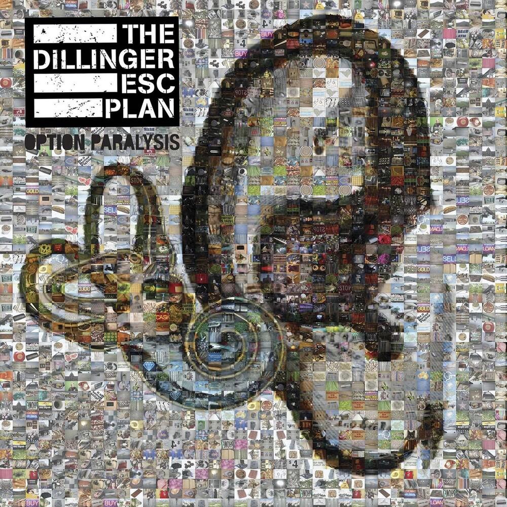 The Dillinger Escape Plan - Option Paralysis [Limited Edition Neon Yellow LP]