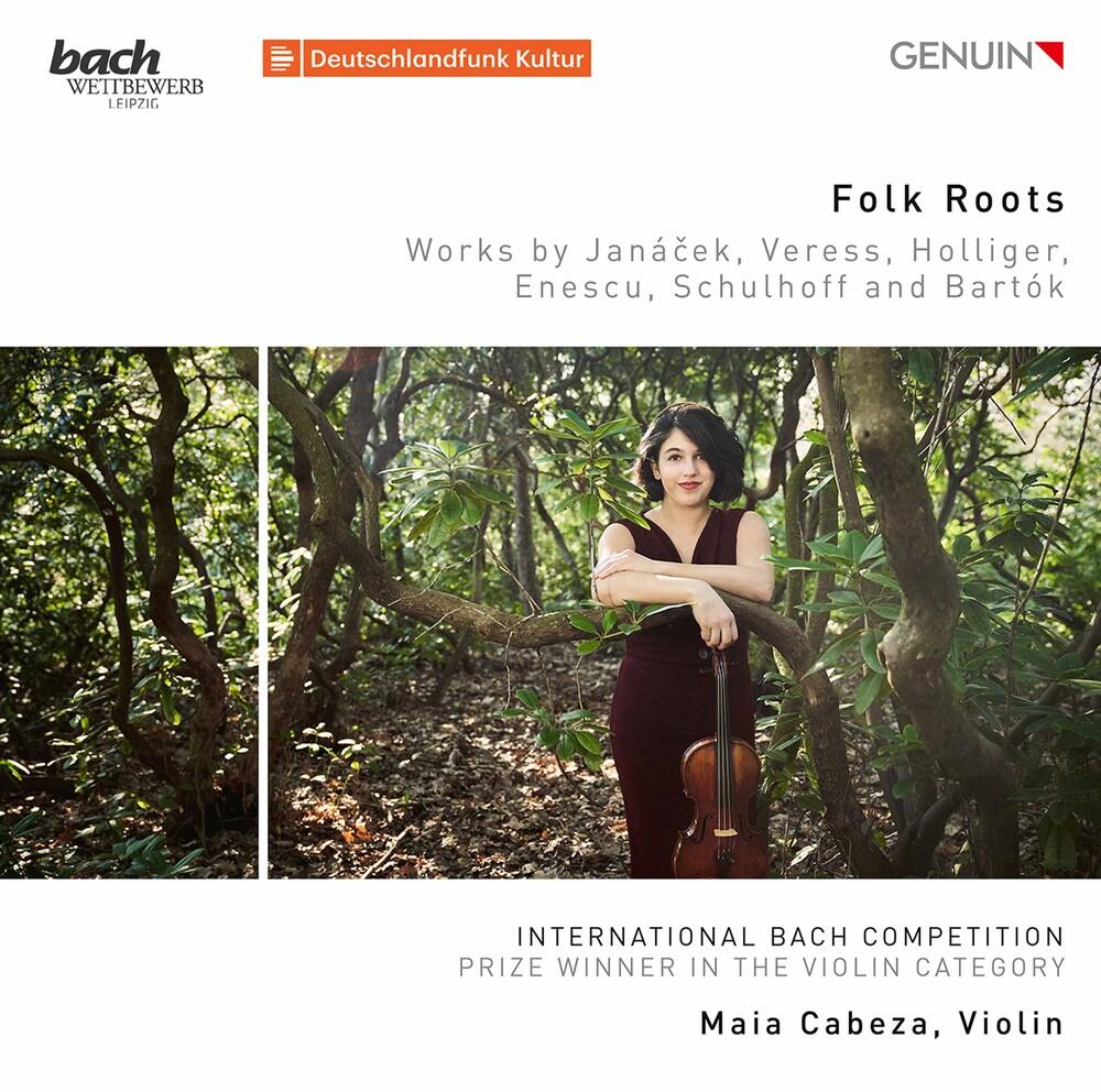 Maia Cabeza - Folk Roots / Various