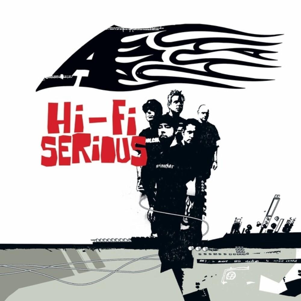 A - Hi-Fi Serious (W/Cd) [Colored Vinyl] (Red) (3pk)