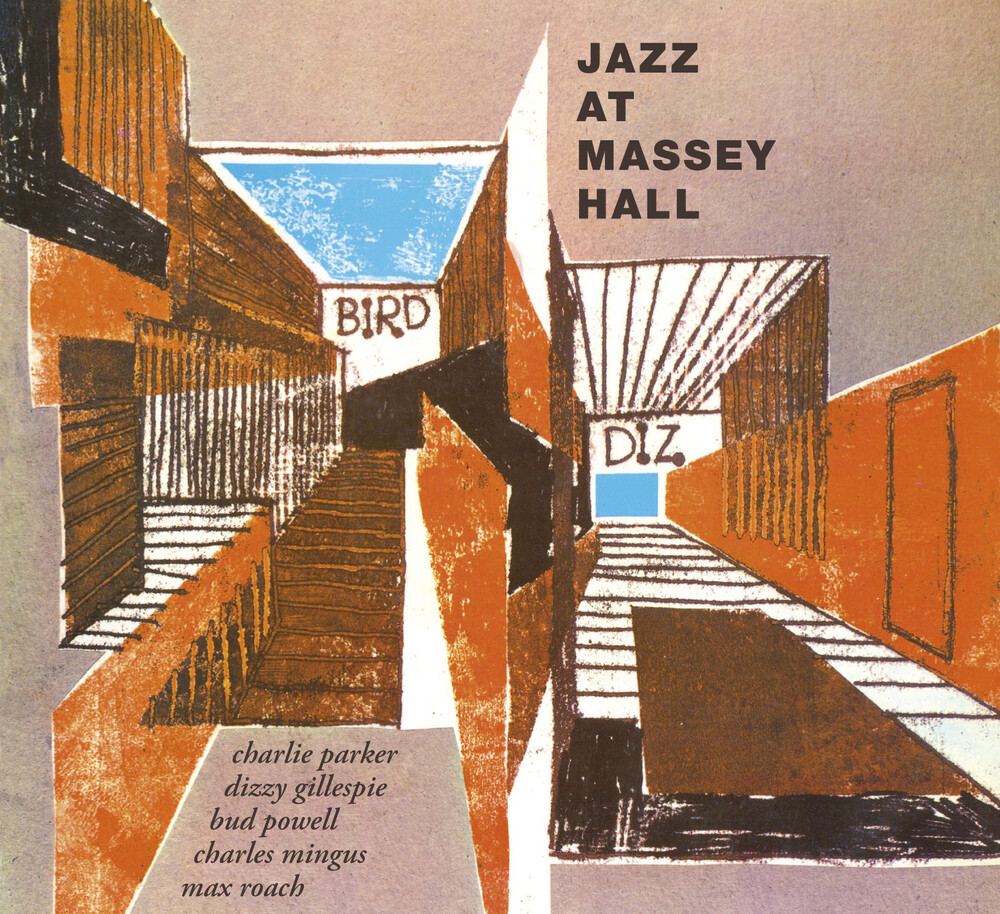 Charlie Parker - Jazz At Massey Hall: Centennial Celebration Collection 1920-2020 [Remastered Digipak With Bonus Tracks]